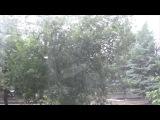 Злива та ураган в Блокуракине, 21.06.2017
