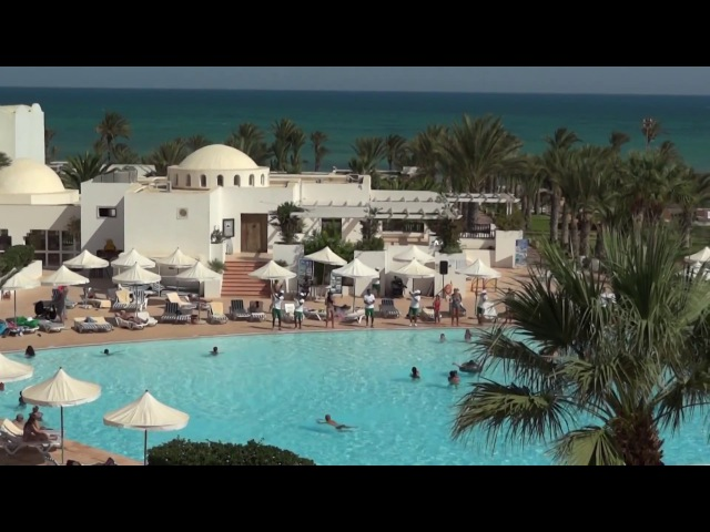 Hotel Club Palm Azur Djerba - Мидун. Остров Джерба.