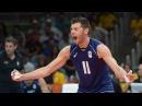 Top 10 Volleyball Attacks by Simone Buti