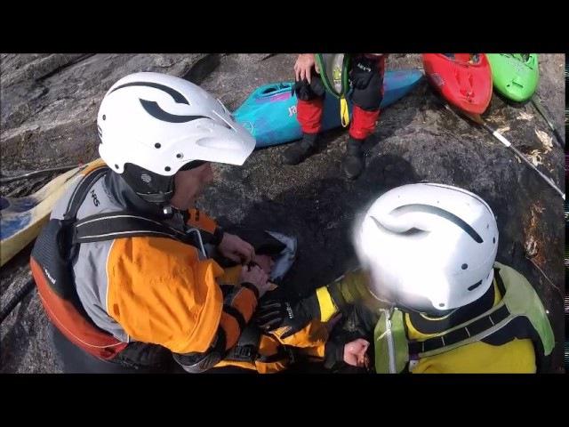 Incident on Chattoogoa 11 27 16