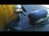 Не заводится скутер Suzuki Lets 2 New. Поменял аккумулятор