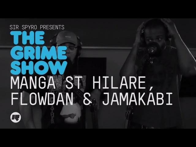 Grime Show Manga Flowdan Jamakabi