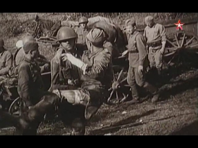 Великая Отечественная 2 серия. Битва за Москву / The Unknown War (1978)