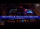 Techno Tech House Mix Deep Underground House Dance May 20 2017 60 Minutes