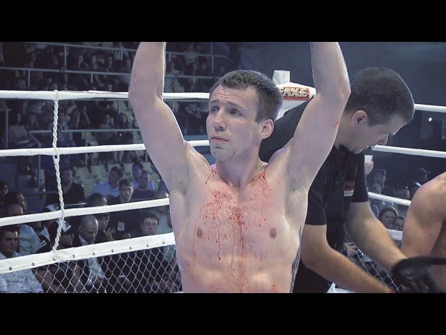 Американский нокаутер - Джош The Finisher Реттингхаус. HL 2017 (By M-1 Global)