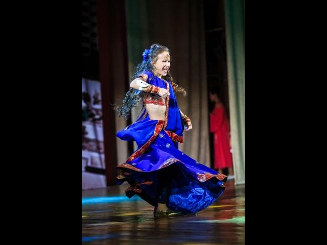 Лейсан Хамадиева танец Мани