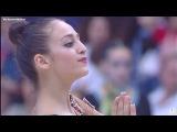 Elina Valieva ribbon EF 2017 Portimao WC