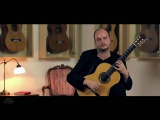 Ivan Petricevic plays No. 3 of Five Bagatelles by William Walton on a 2014 Luigi Locatto
