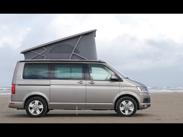 2017 Volkswagen California Luxury VIP - interior Exterior and Drive