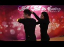 Diego Borges e Jessica Pacheco Free Style Zouk dnace demo 2016 Korea WCS event Fall Fall in Swing