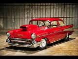 Test Drive Unlimited 2 Chevrolet Bel Air Sport Coupe 57