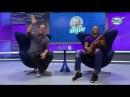 Ótimo nos gramados, melhor na música, Júlio Baptista solta a voz no Aqui com Benja!; Veja FOX Sport