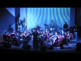 Другой Оркестр plays Jamiroquai - Deeper Underground, ЦК Урал, Екатеринбург, 2016.12.2