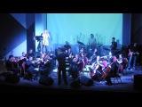 Другой Оркестр plays Jamiroquai - Virtual Insanity, ЦК Урал, Екатеринбург, 2016.12.2