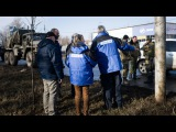 Вести.Ru: Диверсанты СБУ маскируются под наблюдателей ОБСЕ