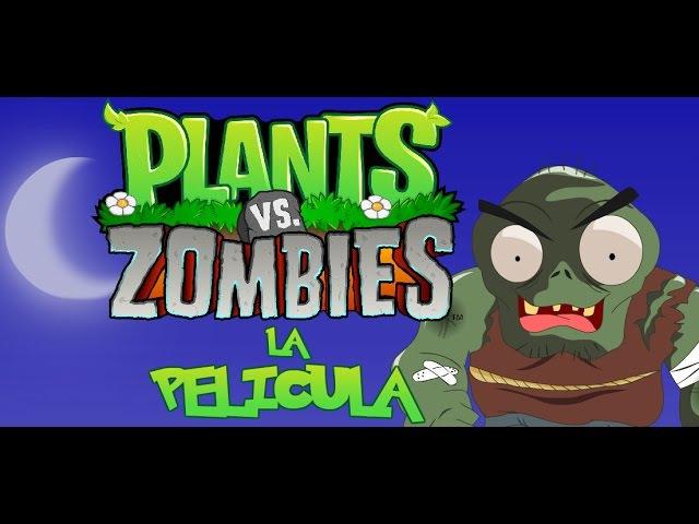 La aventura de Plantas vs Zombies La Pelicula 1