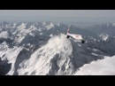 Fabulous views new SWISS Boeing 777 above the Alps SWISS