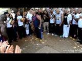 Roda de Capoeira Mestres - Jogo de Dentro (BA), Toni Vargas (RJ), Ratto (CE), Kall (DF)
