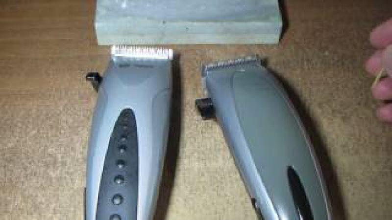Как правильно настроить машинку для стрижки волос Domotec.Vitek...