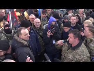 Вече Блокада торговли с оккупантами под администрацией Президента Порошенко ...