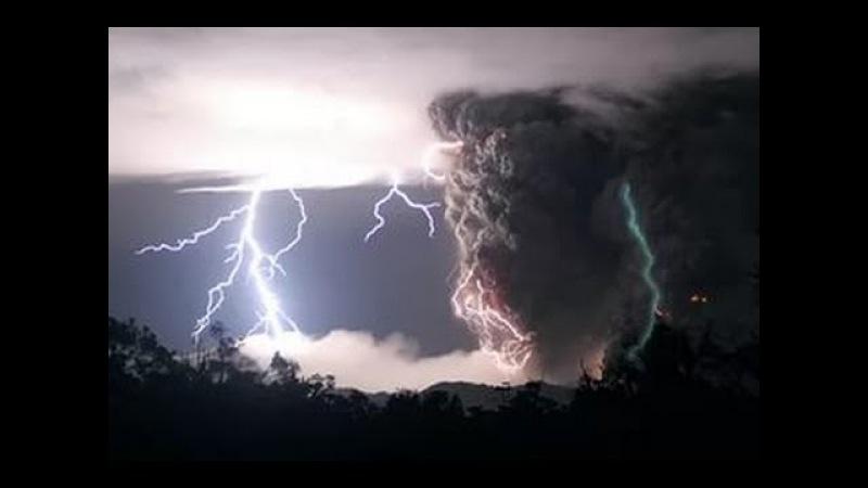 Кто на самом деле запускает молнии во время грозы, Уникальные кадры