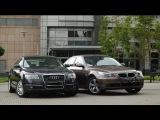 Audi A6 C6 vs BMW 5 E60 что дороже в обслуживании и ремонте?