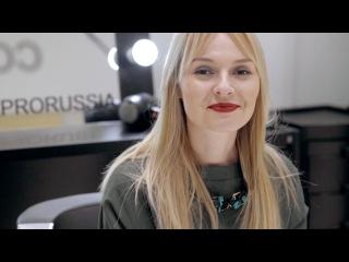 Из брюнетки в блондинку: перевоплощение Ксении Вагнер