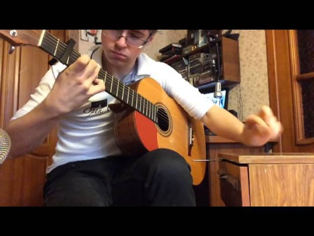 Guitar Pen Tapping Song (ГИТАРУЧКА) (Alexandr Misko)