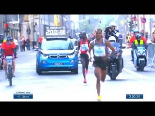 Kenenisa Bekele Wins Berlin Marathon 2016