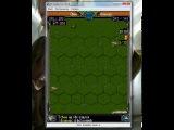 Бой на AOHO International (Лучник - Темный полководец) - Age of Heroes Online