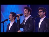 Il Volo interpreta