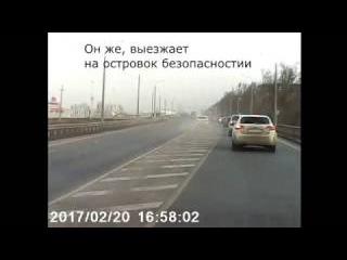 хамы на дороге Краснодара р555ов93