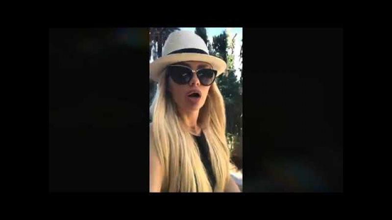 Bonya Боня Victoria Виктория прямой эфир Instagram Live