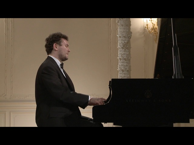 Yury Favorin (piano) English Hall of St. Petersburg Music House 2014-04-18 Part 2