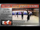 Anna Kalle - Active Style Hip-Hop - Blue Hunnids