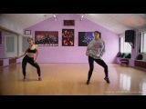 Rimma Osinivskaya &amp Ким Юлия  Мастер класс по Jazz Funk  Dance Studio Focus