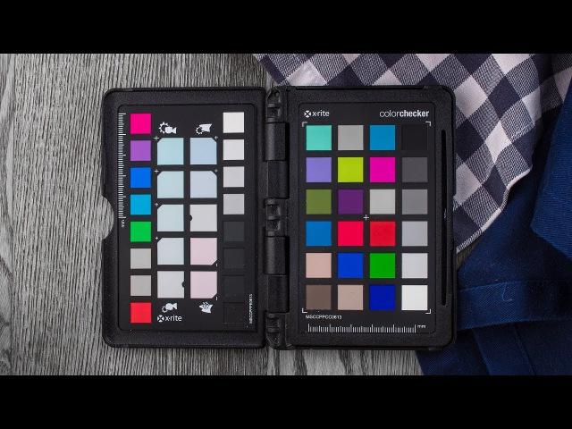 Фуд-фотограф   Цветовая мишень   Точные цвета и калибровка камеры