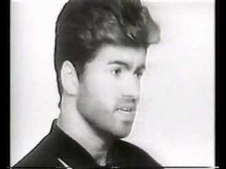 George Michael MTV Video Vanguard Award from Madonna 1989