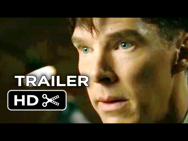 The Imitation Game Official Trailer 1 (2014) - Benedict Cumberbatch Movie HD