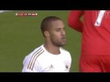 27 тур АПЛ (17.02.13) | «Ливерпуль» 5–0 «Суонси Сити»