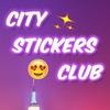 City Stickers club - Наклейки (Стикеры)