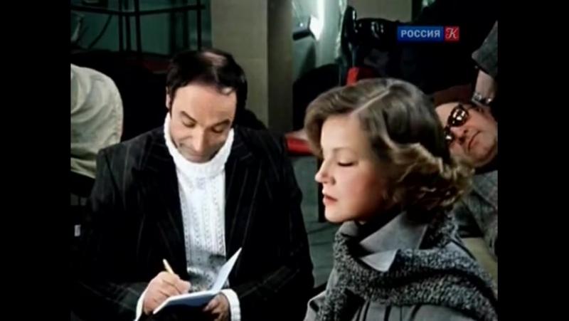 Валентин Гафт / Ольга Остроумова / Больше, чем любовь / 21.09.2012