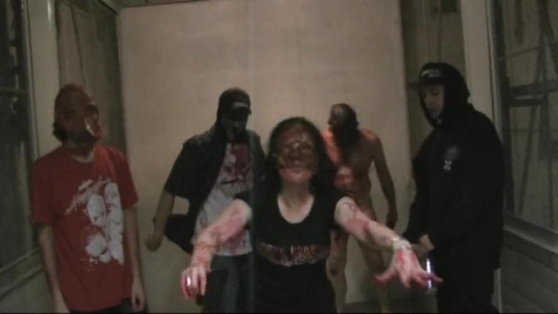 Sodoma Gomora (Řezník DeSade) featuring Butchers Harem (MC Bushpig, MC Mangina MC Cumblood) – Splatter Rape!
