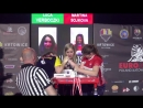 EuroArm 2017 Right Arm Juniors Masters Table 1 cut 2