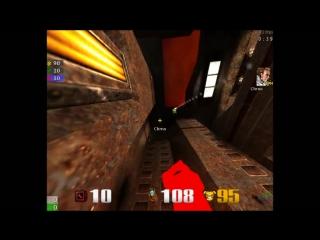 Welcome to Quake 3 Arena - CPMA Frag Video