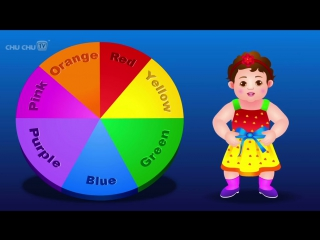 Colors Songs Collection - Learn, Teach Colours to Toddlers, учим английский, английский для малышей, английский для детей.