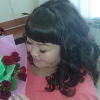 Анкета Арина Анашкина