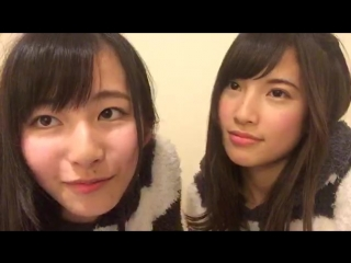 20161216 Showroom Sato Anju
