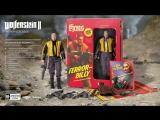 Коллекционное издание Wolfenstein II: The New Colossus