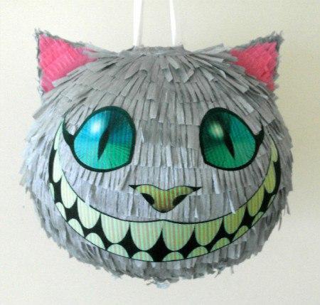 пиньята на праздник торжество чеширский кот купить в запорожье